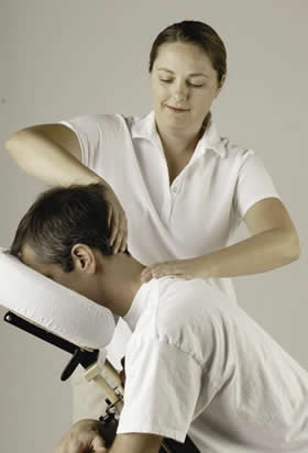On-site Chair and Table Massage